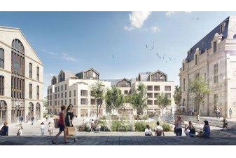 Début opérationnel de l'écoquartier Clos Saint-Louis de Saint-Germain-en-Laye