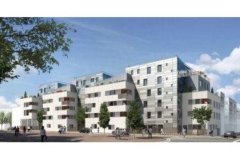 appartement neuf Montreuil