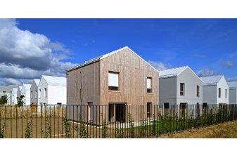 Livraison d'une centaine de logements dans l'écoquartier Le Sycomore à Bussy-Saint-Georges
