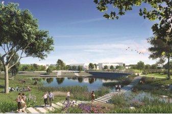 De l'urbanisme transitoire durable pour l'écoquartier Woodi de Melun