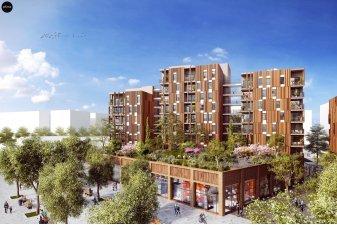 logement neuf écologique en bois Occitanie