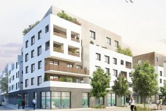 appartement neuf Saint-Priest 69