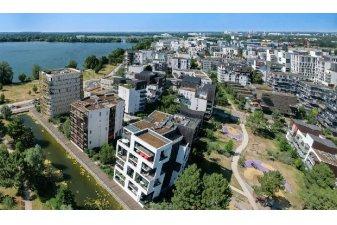 Ecoquartier Ginko à Bordeaux : nouvelle étape encore plus durable