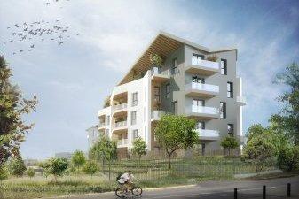 Du logement neuf durable en bois à Bry-sur-Marne