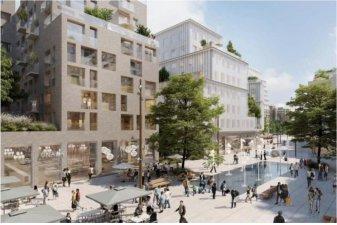 L'écoquartier « <i>Cœur de Ville </i>» de Bobigny bientôt labellisé