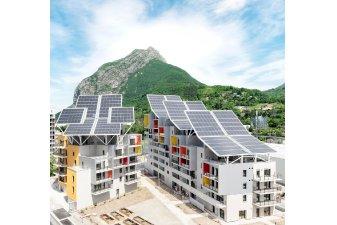 Livraison du premier immeuble autonome de Grenoble