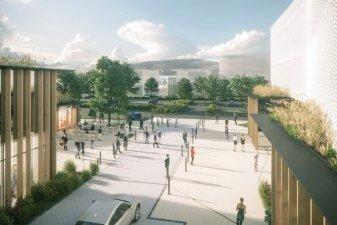 2 000 logements neufs dans un écoquartier à Micheville en Moselle