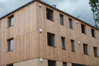 Le bois comme mat�riau pl�biscit� pour la construction neuve