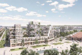 Hype Park / Toulouse / Nexity