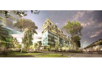 1 200 logements neufs dans l'écoquartier Rive Gauche de Montpellier
