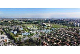 La Grande Plaine, un nouvel écoquartier à Clermont-Ferrand