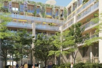 290 logements bas carbone à Meudon pour Woodeum