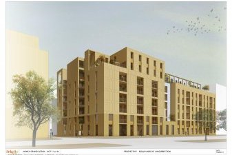 50 000 logements neufs Effinergie+en France
