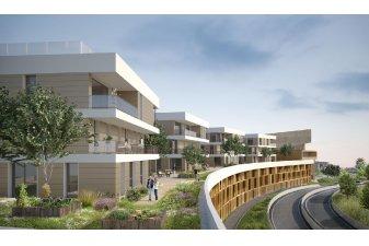 Ecoquartier Pré-Billy Pringy : un millier de logements neufs aux portes d'Annecy