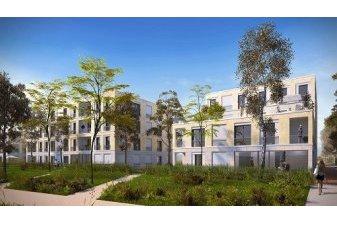 Du logement neuf dans l'écoquartier Grand Parc de Bondoufle