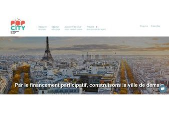 plateforme financement participatif ville durable