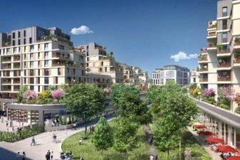 Démarrage officiel de l'écoquartier Cœur de Ville à Issy-les-Moulineaux