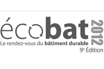 Ecobat 2012 le salon r f rence de l 39 co construction - Salon eco construction ...