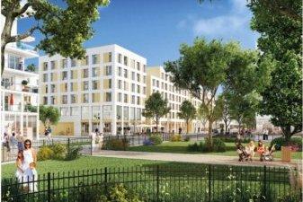 Un premier programme de logements neufs familiaux à Paris-Saclay