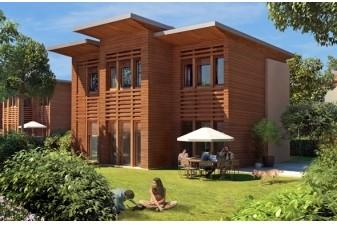 Le logement neuf de demain s'imagine à Marne-la-Vallée
